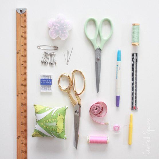 Basic Sewing Supplies