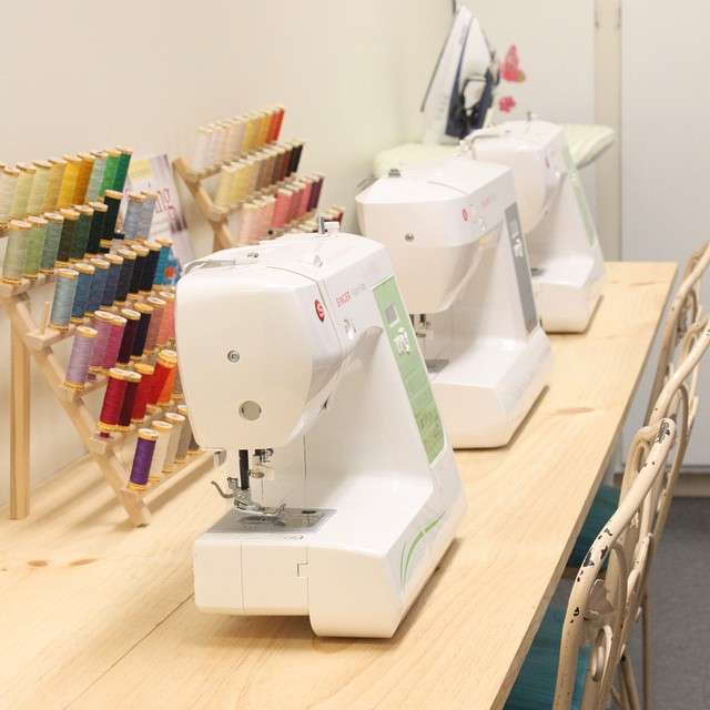 Beginner Sewing Class, Barrie, ON - Crafted Spaces - Sewing Lessons