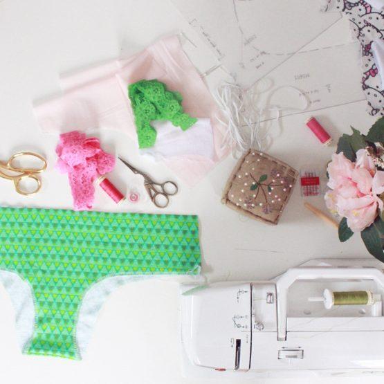 Underwear Sewing