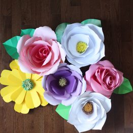 Paper Flowers Workshop
