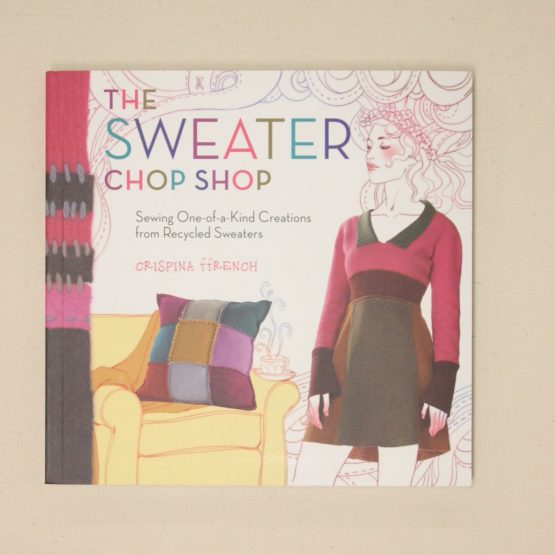 The Sweater Chop Shop Book
