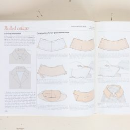 Inside the Sewing Book