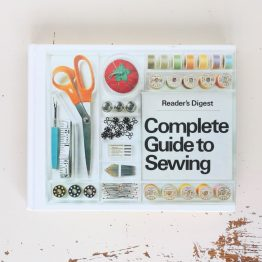 Complete Guide to Sewing Book