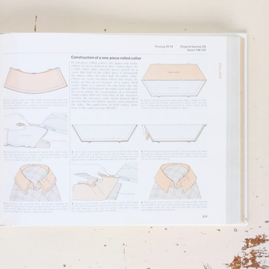 Inside Complete Guide to Sewing Book