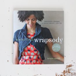 A Knitting Wrapsody Book