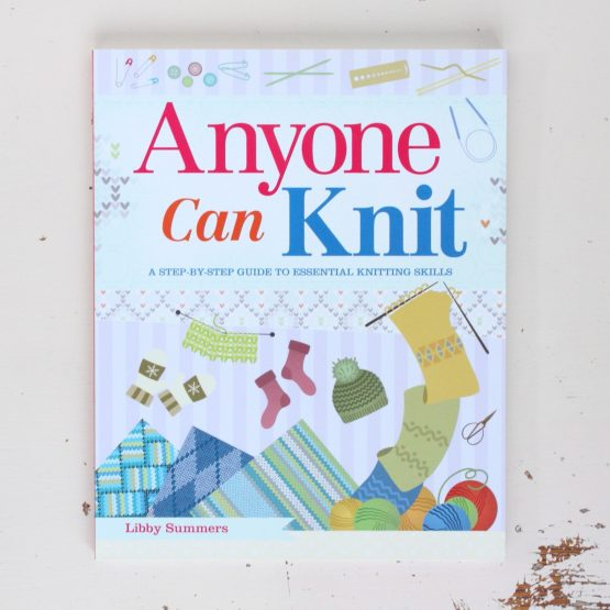 Knitting Skills Book