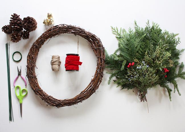 DIY Wreath Supplies