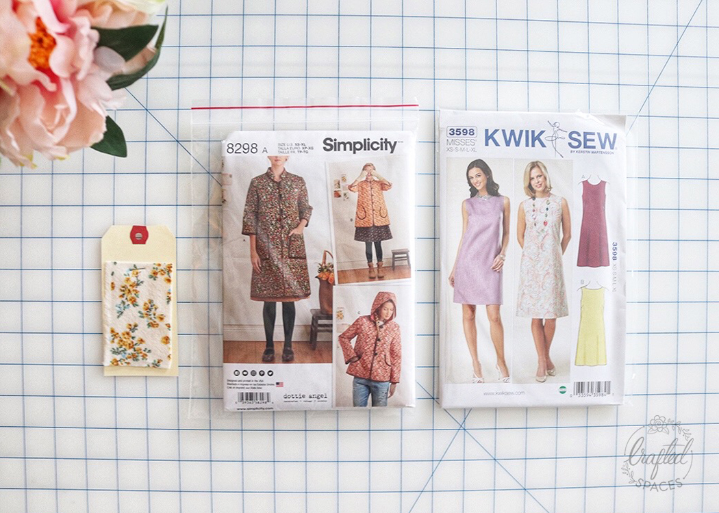 Protecting Your Sewing Patterns
