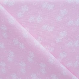 Craft Cotton Pink Floral