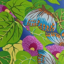 Quilting Cotton Pipevine Butterflies